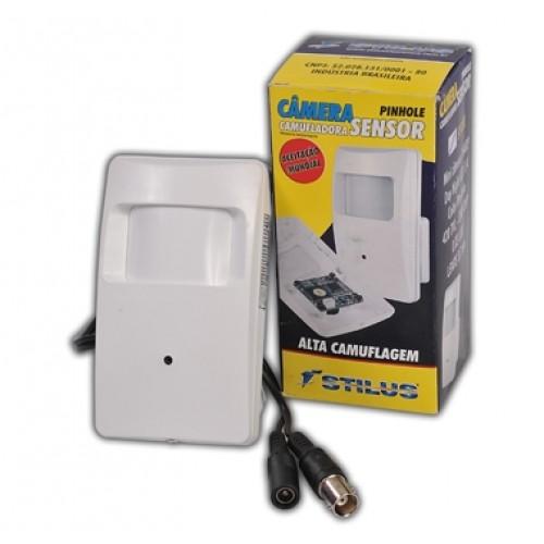 Mini Câmera Camuflada Stilus Pinhole