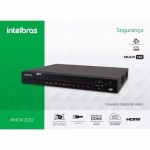 Dvr Intelbras Gravador digital de vídeo Multi HD MHDX 1032
