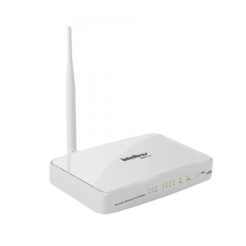 Roteador Wireless WRN 240i intelbras N150