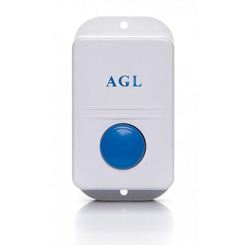 Botoeira AGL para acionamento de fechadura s/ fonte