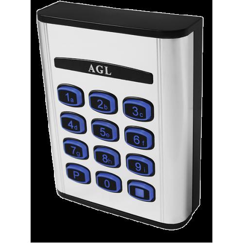 Controle de acesso CA500/PC AGL