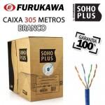 Bobina de Cabo Furukawa Soho Plus cx 305mts