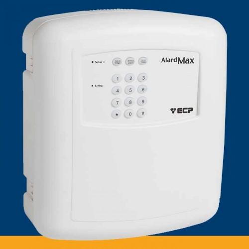 Central de Alarme ECP  MAX-1 + Controle