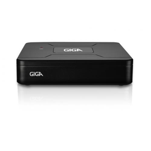 Dvr 04 Canais 720p  Lite Hd  Gs0082 Giga Security