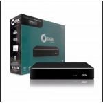DVR 04 Canais - 4 Megapixels - Open HD (5 em 1) - Saída BNC, HDMI e VGA - H.264+ - GS04OPEN4Mi2