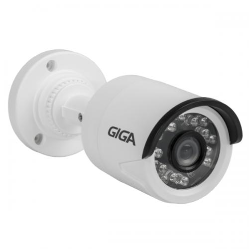 Câmera Bullet 720p Open Hd Plus Infra 20m - Sensor 1/4 - Lente 3.6mm - Utc - Dwdr - Ip66 - Gs0013
