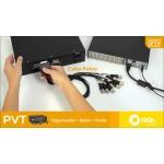 Rack Organizador de Cabo PVT OPEN HD 08 canais - GS08PVTOPENHD