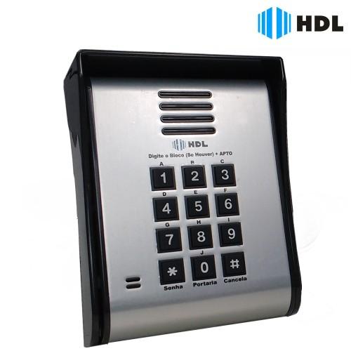 Unidade Externa de Porteiro Eletrônico F12-S HDL