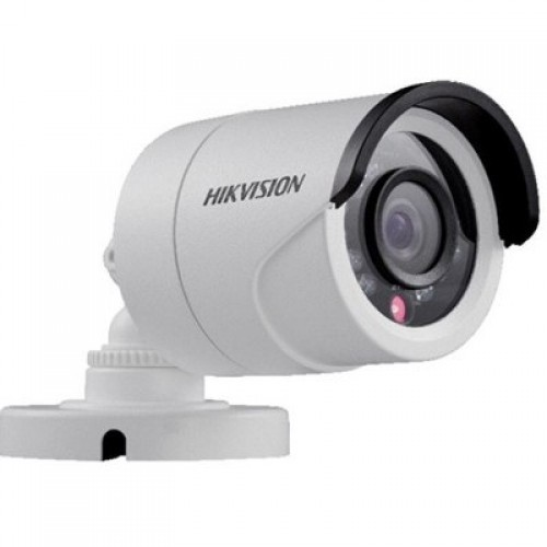 Câmera Bullet Turbo HD 1080p 20m 3.6mm Hikvision 2CE16D1T-IR Metal