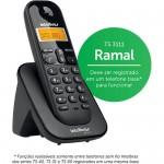 Telefone Ramal sem fio digital TS 3111 Intelbras