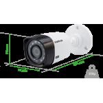 Câmera Infravermelho Multi-HD VHD 1010 B G4 Intelbras