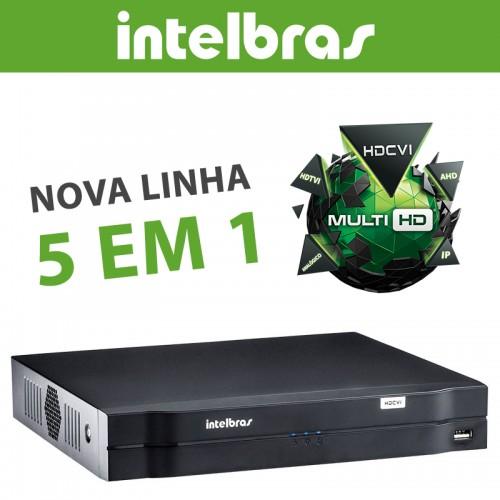 DVR 16 canais MHDX 1116 Intelbras