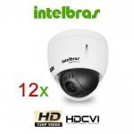 Mini Speed Dome VHD 3012 intelbras