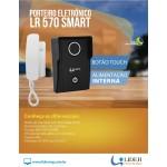 Porteiro Eletrônico Residencial LR 570 SMART