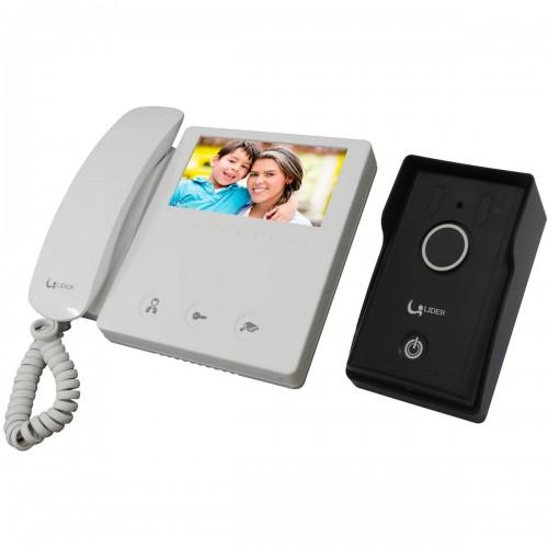 Video Porteiro Color 4.3'' Smart LR 4500