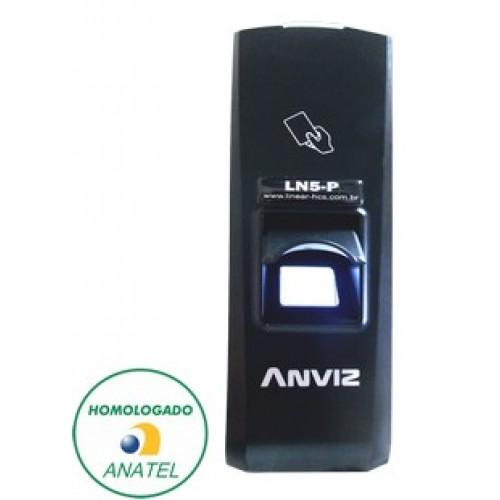 CONTROLADORA DIGITAL DE ACESSO LN5-P