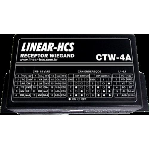RECEPTOR HCS CTW-4A