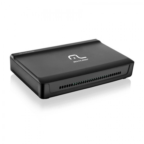 Switch Multilaser 16 Portas 10/100 Mbps Mdi/mdix Bivolt - Re116