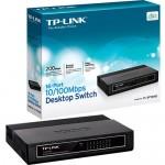 Switch de mesa de 16-Portas 10/100Mbps TL-SF1016D TP-LINK