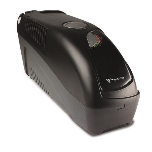 Nobreak TecVoz 1400va Bi-Volt TV-6002 Dedicado p/ Sistemas de Segurança