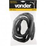 Protetor de cabos espiral, 10 mm, preto, VONDER 28.98.210.010