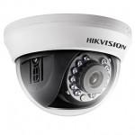 Camera Dome infra 2.8mm 600L  Hikvision