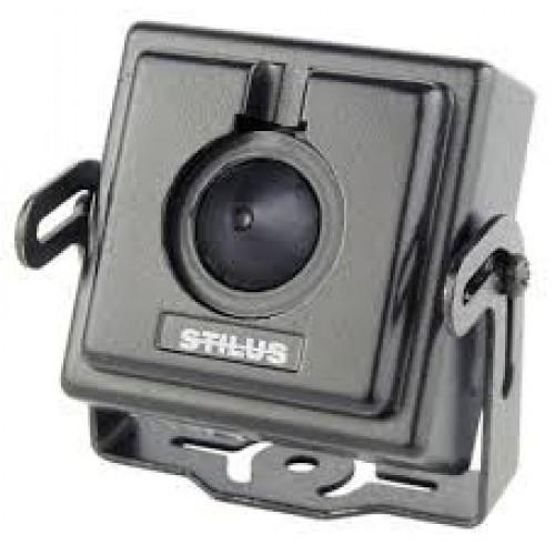 Mini câmera Pinhole CCD AHD Stilus