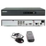 Dvr Stand Alone 04 CH Hikvision Turbo HD DS-7204/HQHI-SH