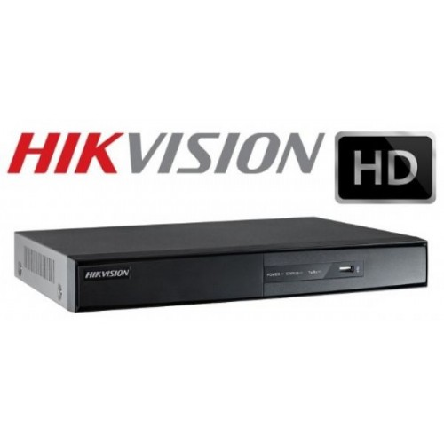 Dvr Stand Alone 16 Canais FullHD 1080P Hikvision TURBO HD