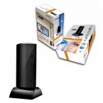Antena  Amphibions VHF/UHF/HDTV Interna e externa amplificada PROHD-2000A