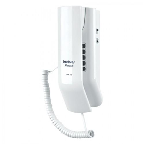 Telefone TDMI 200 IntelbrasTerminal dedicado para apartamento